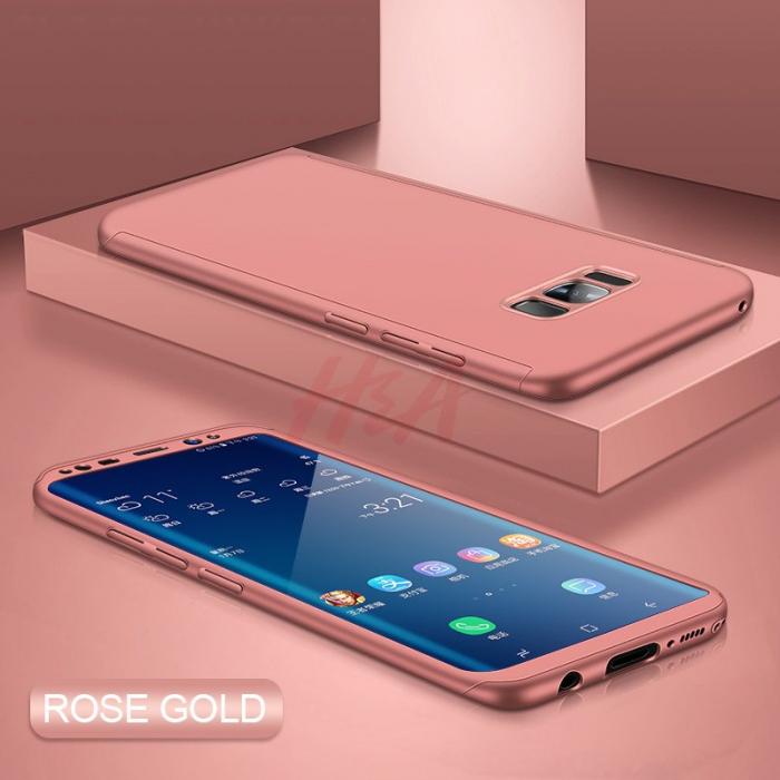 Husa 360 Samsung S8 plus - Rose 0