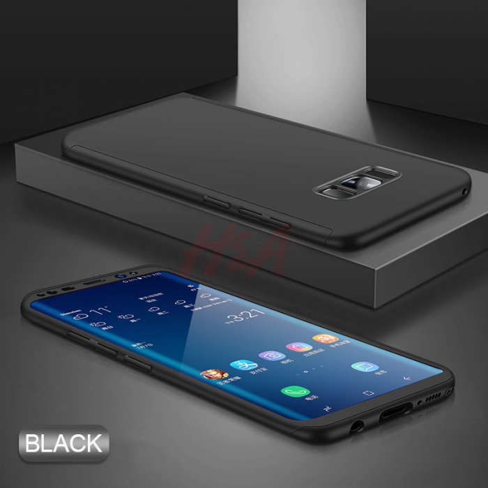 Husa 360 Samsung S8 plus - Negru [0]