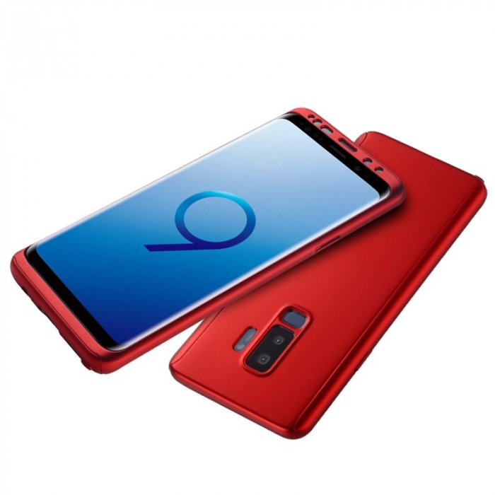 Husa 360 Samsung S9 - Negru [1]