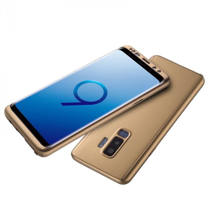Husa 360 Samsung S9 - Gold [1]