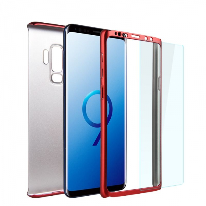 Husa 360 Samsung S9 plus - Rosu [0]