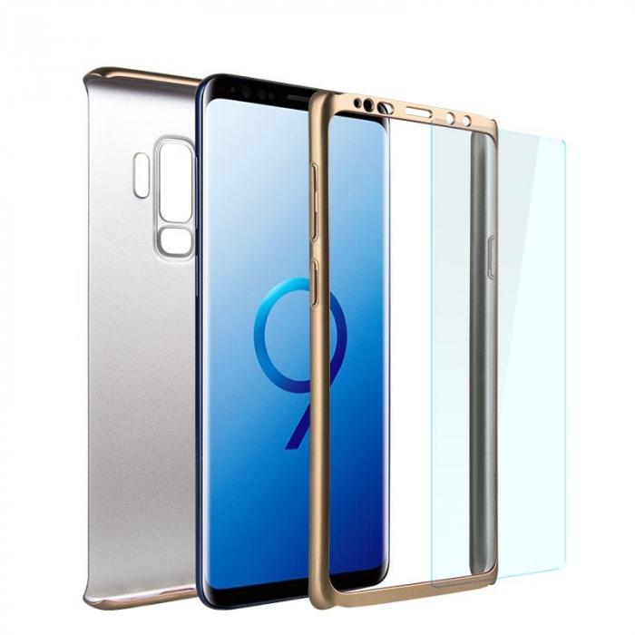 Husa 360 Samsung S9 plus - Gold 0