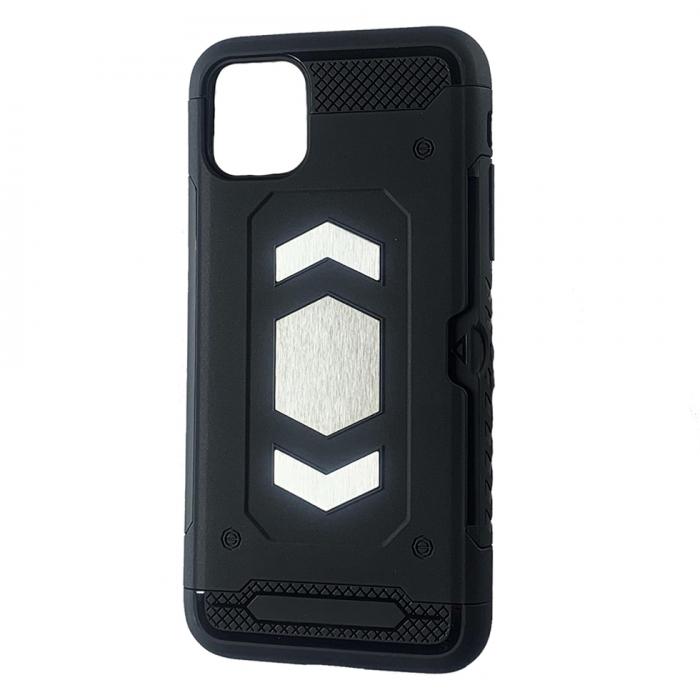 Husa armura auto Iphone 11 Pro - Negru 0