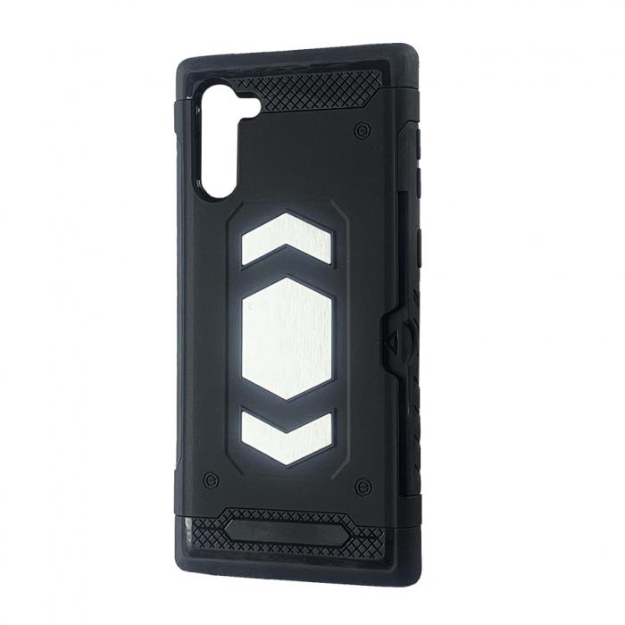 Husa armura auto Samsung Note 10 -Negru 0