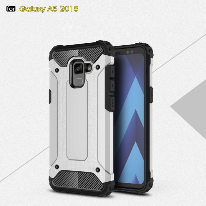 Husa armura stong Samsung A5/A8 (2018) - 3 culori 1