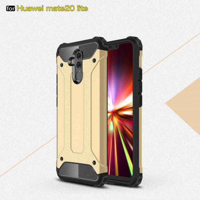 Husa armura strong Huawei Mate 20 Lite - 3 culori 1