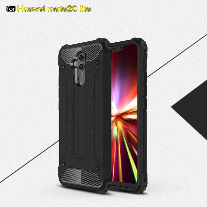 Husa armura strong Huawei Mate 20 Lite - 3 culori 0