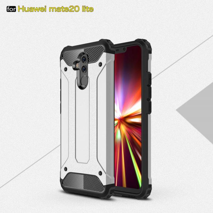 Husa armura strong Huawei Mate 20 Lite - 3 culori 2