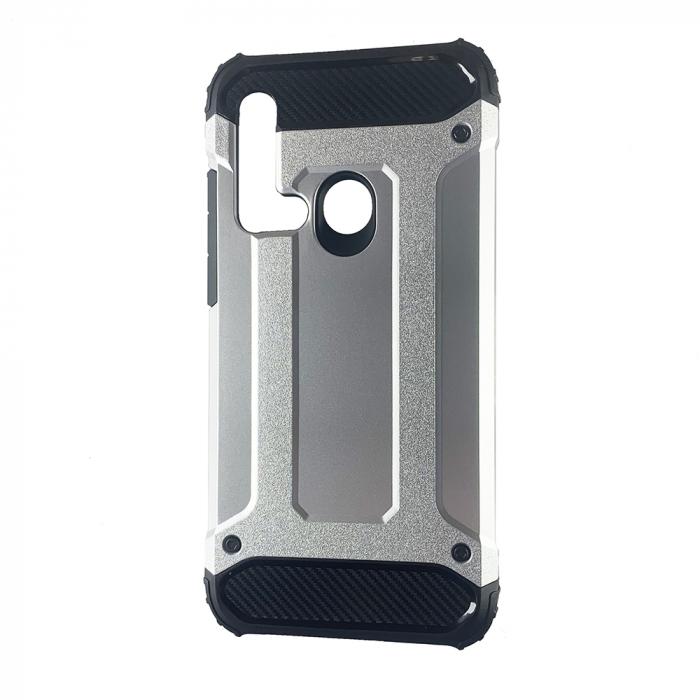 Husa armura strong Huawei P20 Lite 2019 - Silver 0