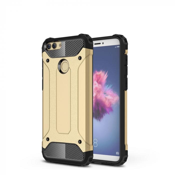 Husa armura strong Huawei Psmart (2018) - 3 culori 2