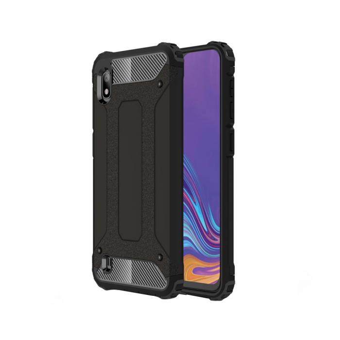 Husa armura strong Huawei Y5 (2019) - Negru [0]