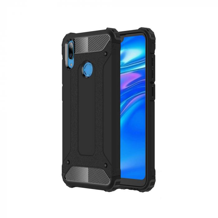 Husa armura strong Huawei Y7 2019 - 3 culori 0