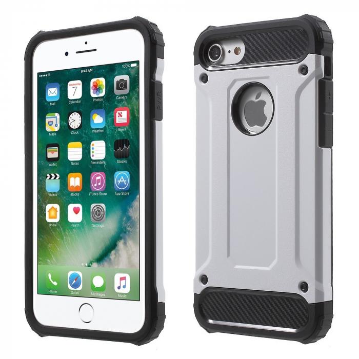 Husa armura strong Iphone 8 Plus - Silver [0]