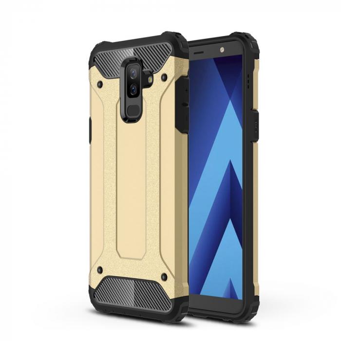 Husa armura strong Samsung A6 plus (2018) - 3 culori 0
