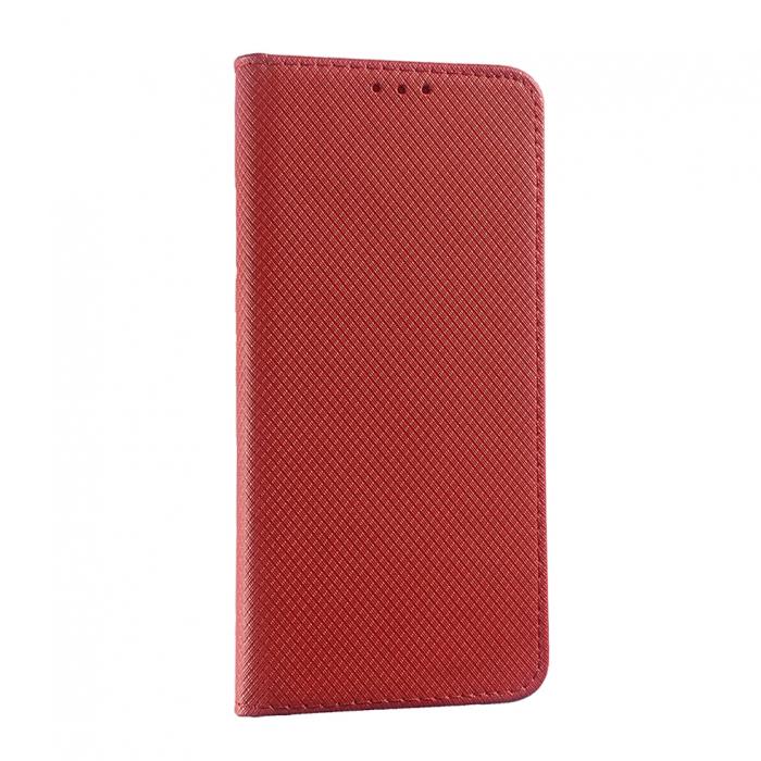 Husa carte smart Samsung A40 - Rosu [0]