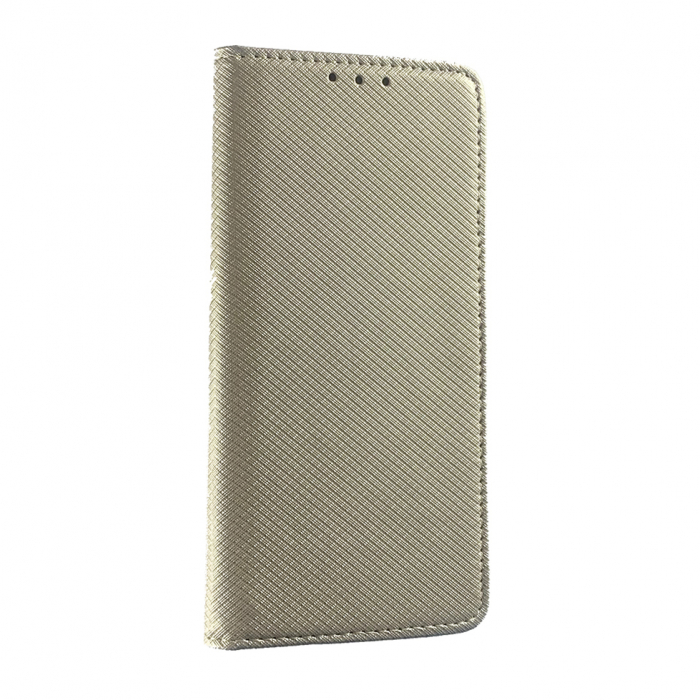 Husa carte smart Samsung A50 -Gold 0