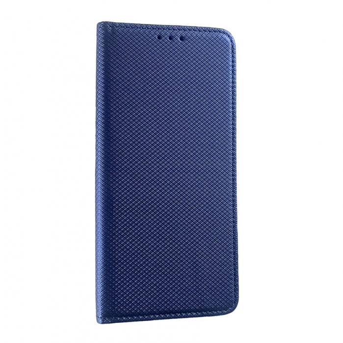 Husa carte smart Samsung A6 plus - Albastru [0]