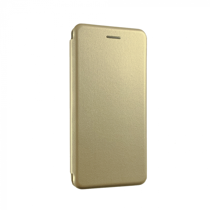 Husa carte soft Samsung A6 plus (2018), Gold 0