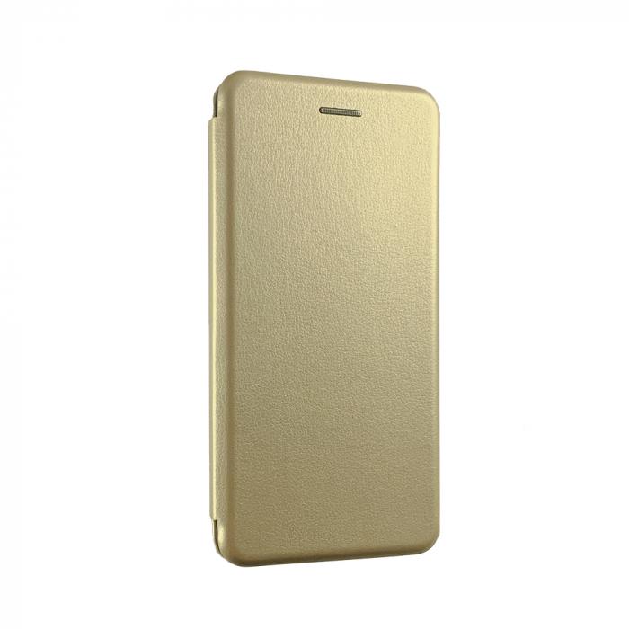 Husa carte soft Samsung S10, Gold [0]