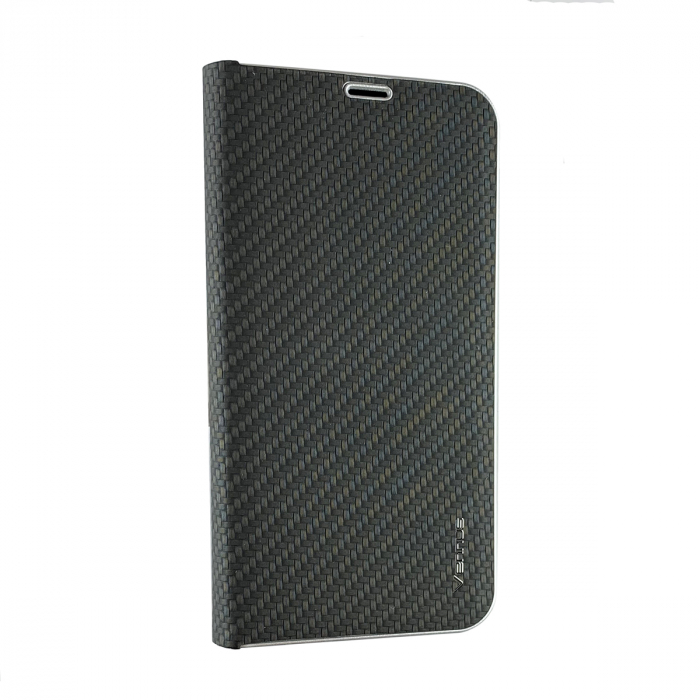 Husa carte Venus carbon Iphone X/Xs - negru 1