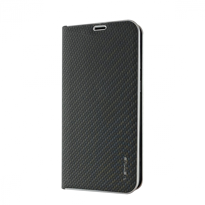Husa carte Venus carbon Iphone X/Xs - negru 0