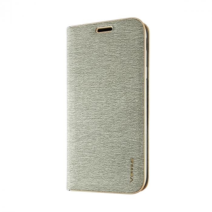 Husa carte Venus Samsung A10 -Silver 0