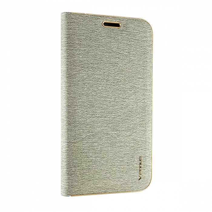 Husa carte Venus Samsung A10 -Silver 1
