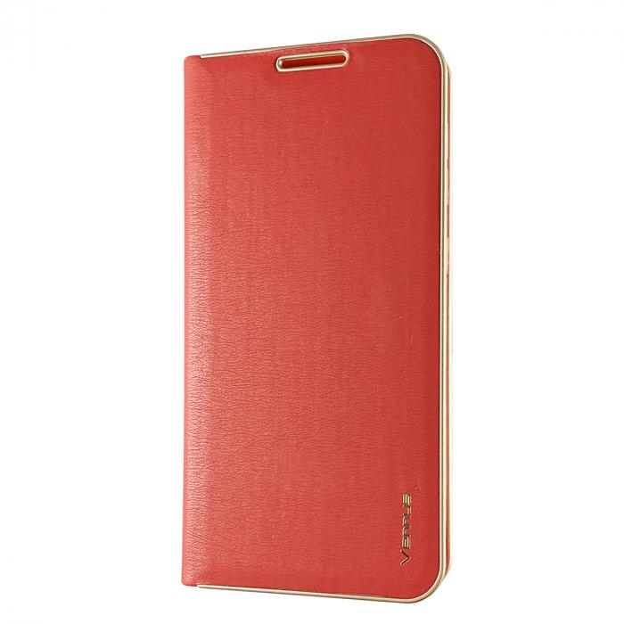 Husa carte Venus Samsung A10 -Rosu [0]