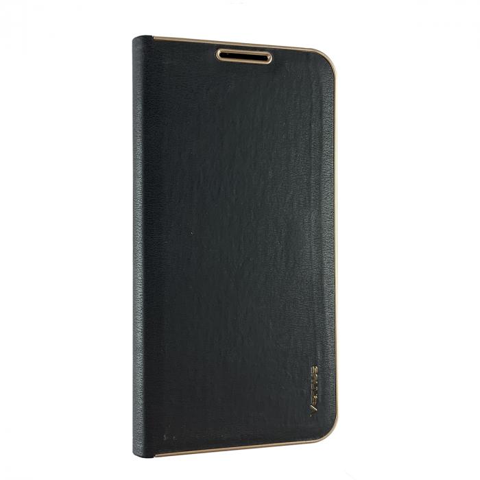 Husa carte Venus Samsung A20E -Negru [1]