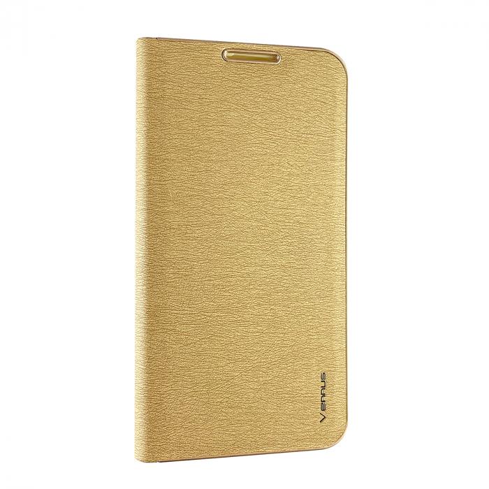 Husa carte Venus Samsung A7 (2018) - Gold 1