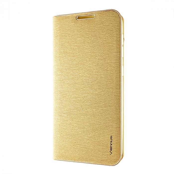 Husa carte Venus Samsung J3 (2017) - Gold 0