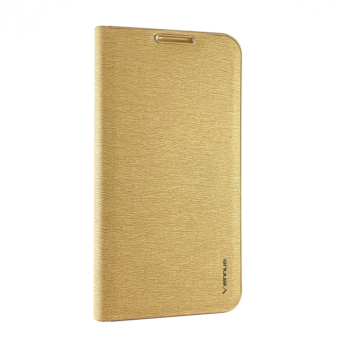 Husa carte Venus Samsung J3 (2017) - Gold 1