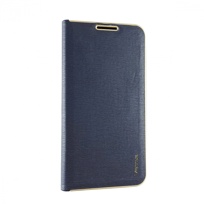 Husa carte Venus Samsung J7 2017 - Albastru 1