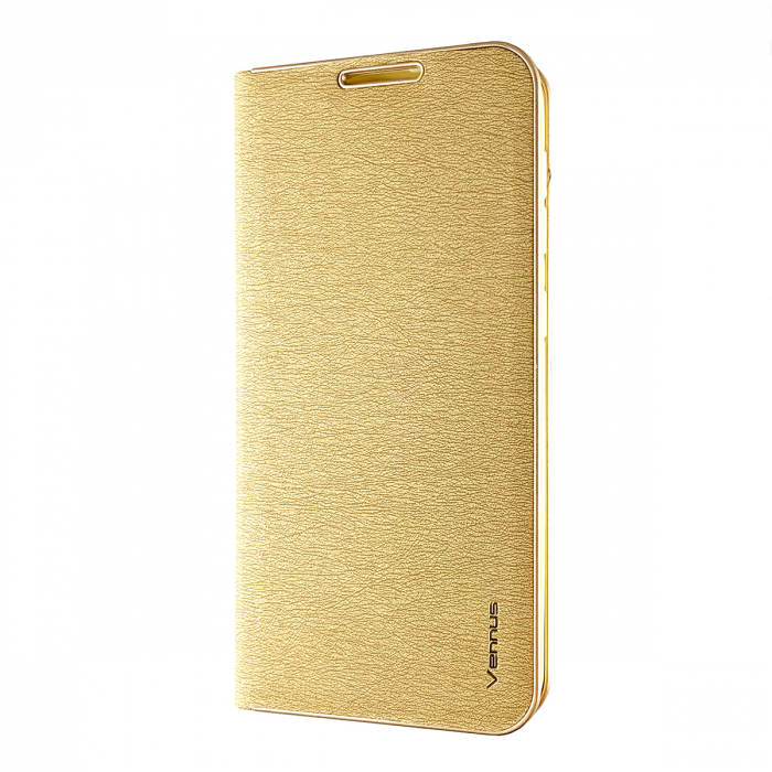 Husa carte Venus Samsung J7 2017 -Gold [0]