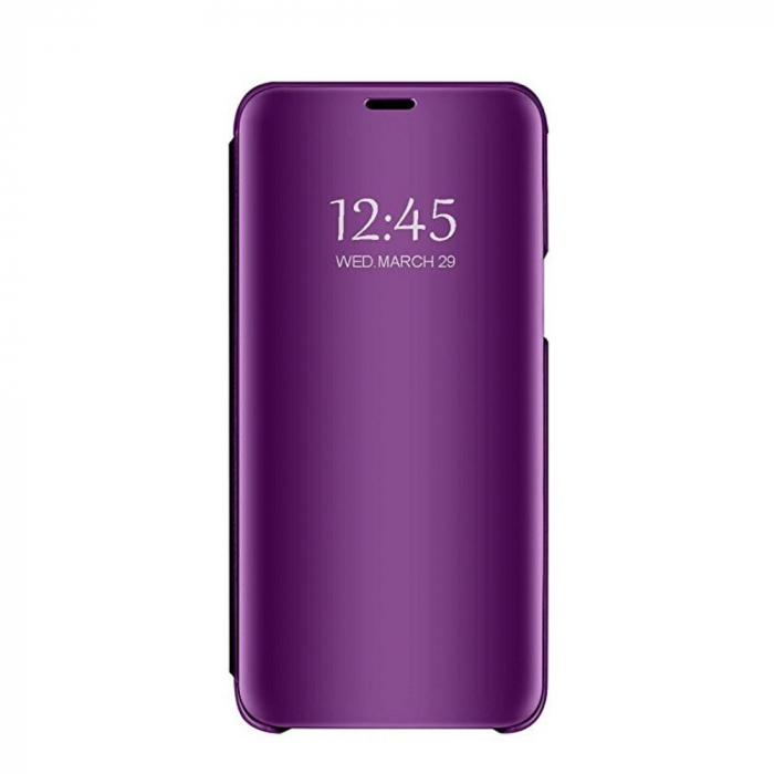 Husa clear view Samsung S8 plus, Mov 3