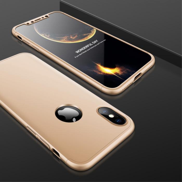 Husa GKK Iphone X/Xs -Gold [0]