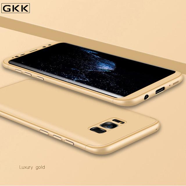 Husa GKK Samsung S8 - gold 0