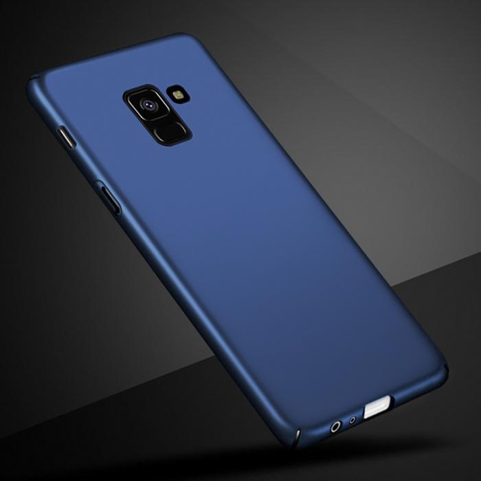 Husa plastic slim mat Samsung J6 2018 - 2 culori 0