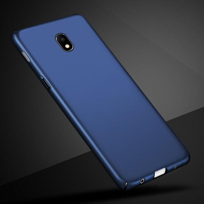 Husa plastic slim mat Samsung J7 2017 - 3 culori 0