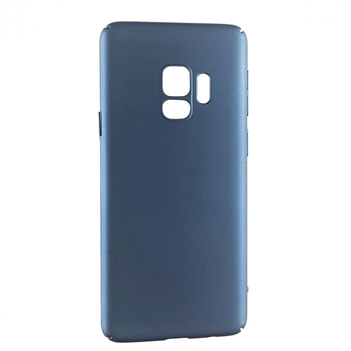 Husa plastic slim mat Samsung S9 - 4 culori 0