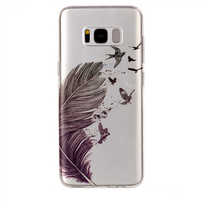 Husa Samsung S8 plus silicon pana 0