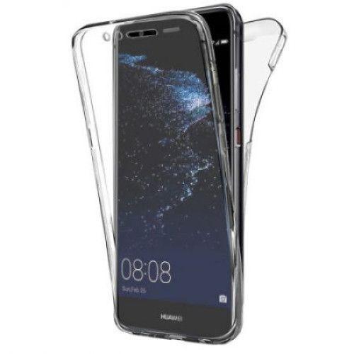 Husa silicon 360 fata+spate Huawei Mate 20 Lite 0