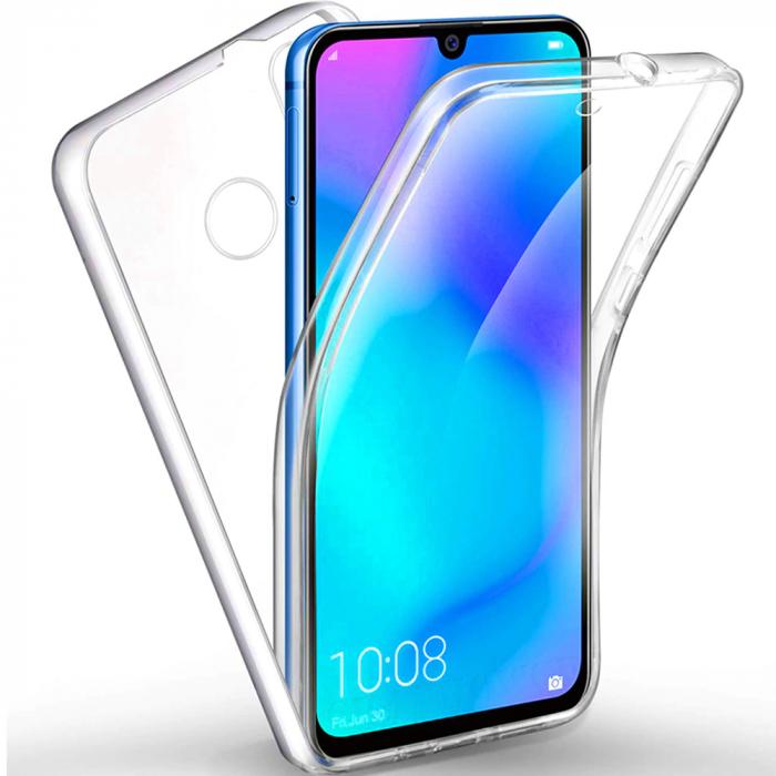 Husa silicon 360 fata+spate Huawei Y7 (2019) 0