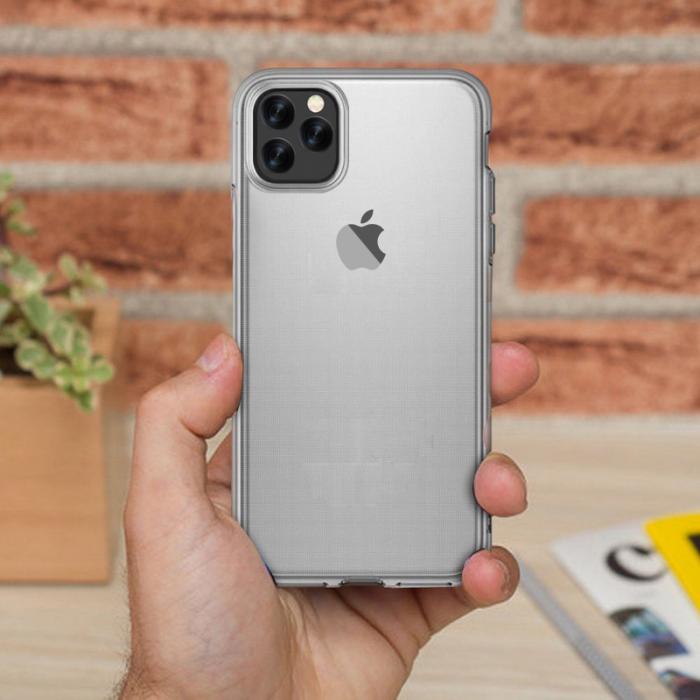 Husa silicon 360 fata+spate Iphone 11 Pro Max 1