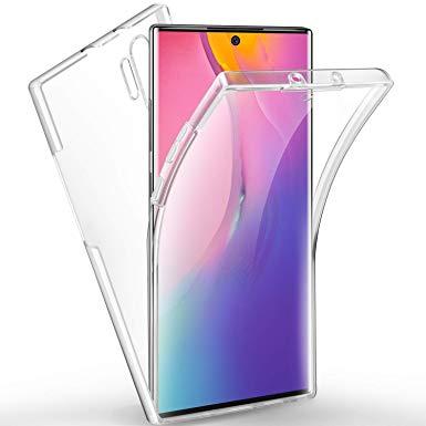 Husa silicon 360 fata+spate Samsung Note 10 plus 0
