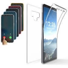 Husa silicon 360 fata+spate Samsung Note 9 0