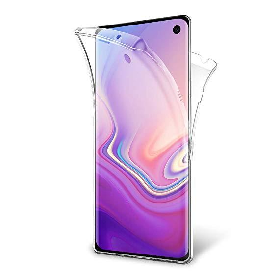 Husa silicon 360 fata+spate Samsung S10 plus 0
