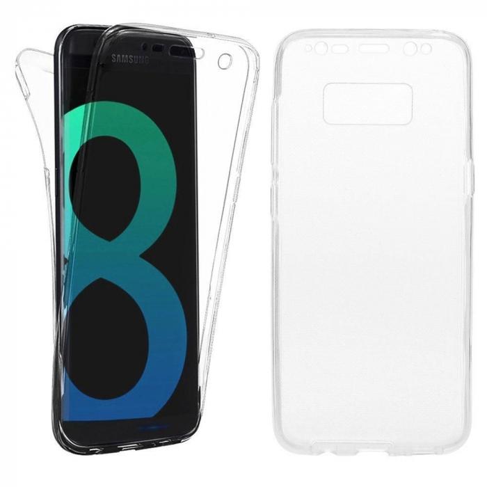 Husa silicon 360 fata+spate Samsung S8 [0]
