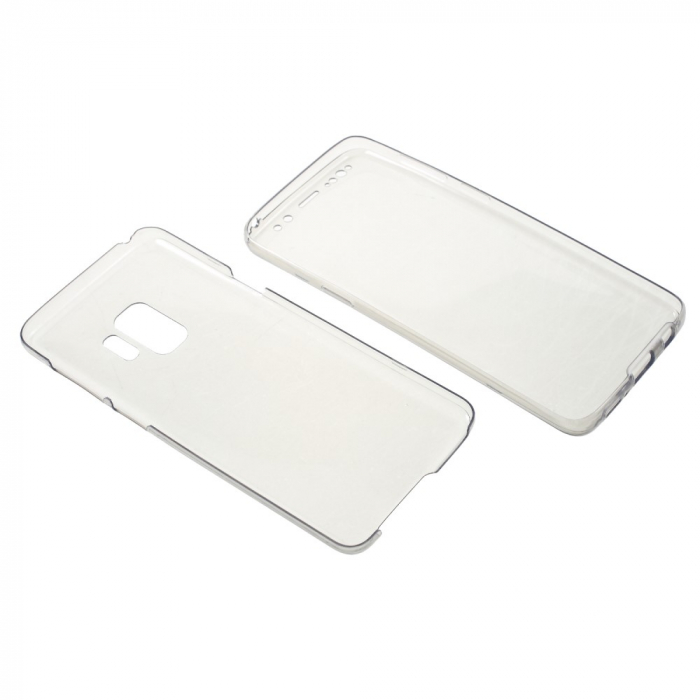 Husa silicon 360 fata+spate Samsung S9 plus 1