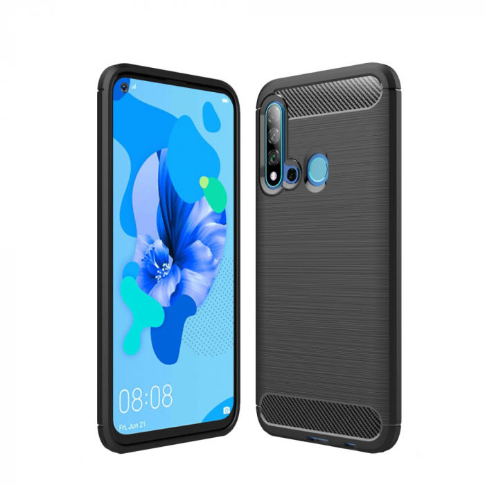 Husa silicon carbmat Huawei P20 Lite (2019) 0